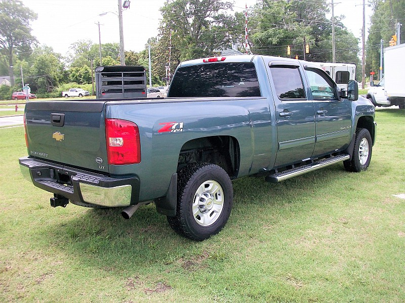 2009 Silverado 2500 Crew Cab 4x4, Pickup #171544 - photo 13