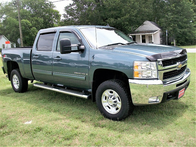 2009 Silverado 2500 Crew Cab 4x4, Pickup #171544 - photo 21