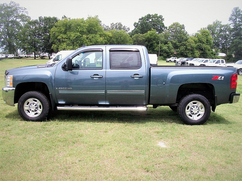 2009 Silverado 2500 Crew Cab 4x4, Pickup #171544 - photo 22