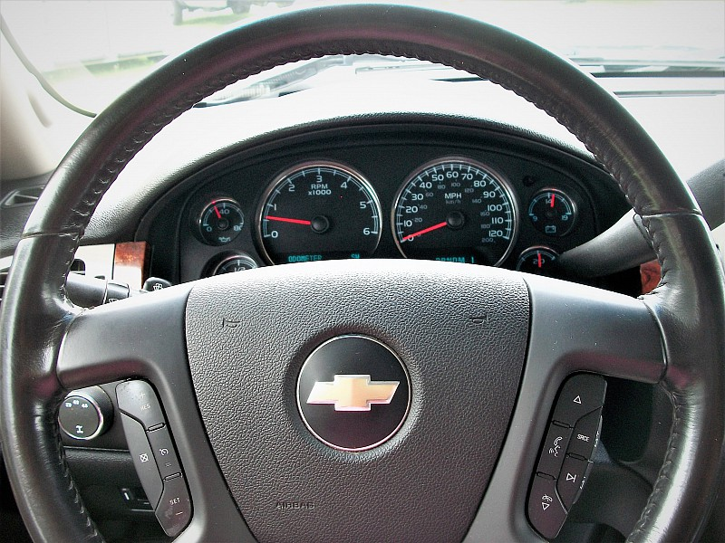 2009 Silverado 2500 Crew Cab 4x4, Pickup #171544 - photo 27