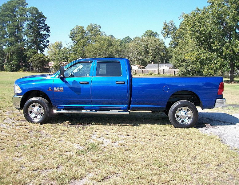 2016 Ram 2500 Crew Cab 4x4, Pickup #173316 - photo 6