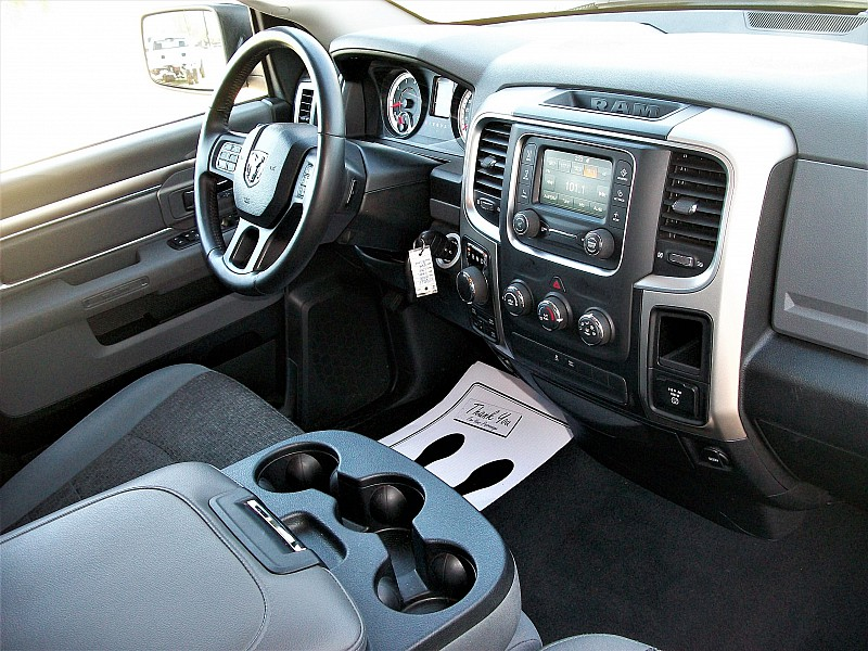 2016 Ram 1500 Quad Cab 4x4, Pickup #179828 - photo 17