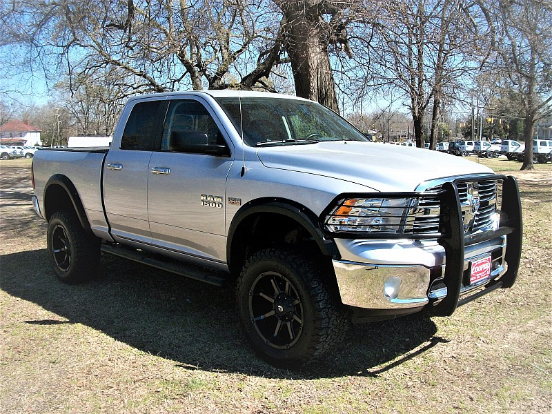 2016 Ram 1500 Quad Cab 4x4, Pickup #179828 - photo 20