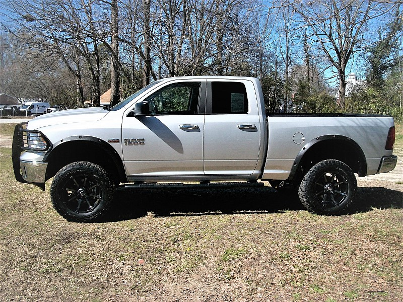 2016 Ram 1500 Quad Cab 4x4, Pickup #179828 - photo 21
