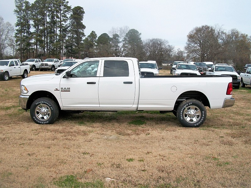 2018 Ram 2500 Crew Cab 4x4,  Pickup #184552 - photo 19