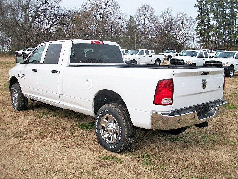 2018 Ram 2500 Crew Cab 4x4,  Pickup #184552 - photo 2