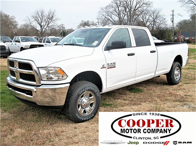 2018 Ram 2500 Crew Cab 4x4, Pickup #184552 - photo 1