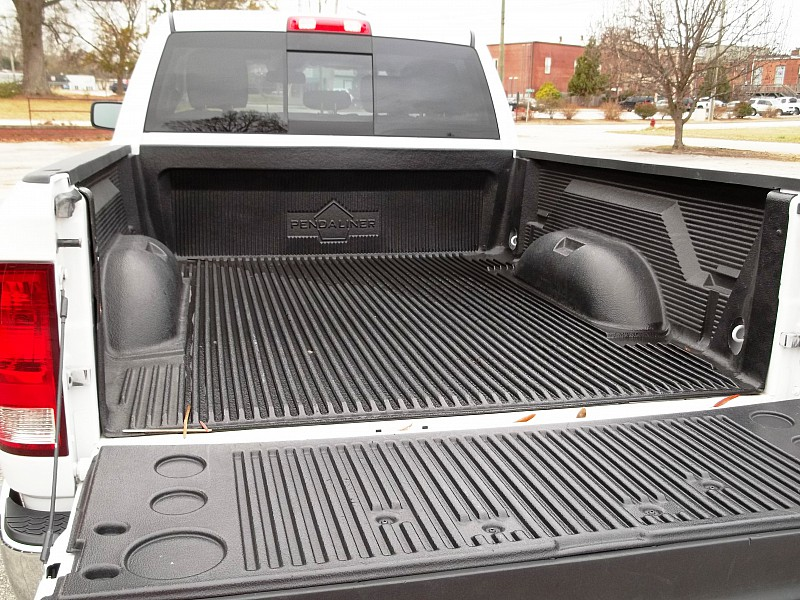 2014 Ram 2500 Crew Cab, Pickup #187880 - photo 12