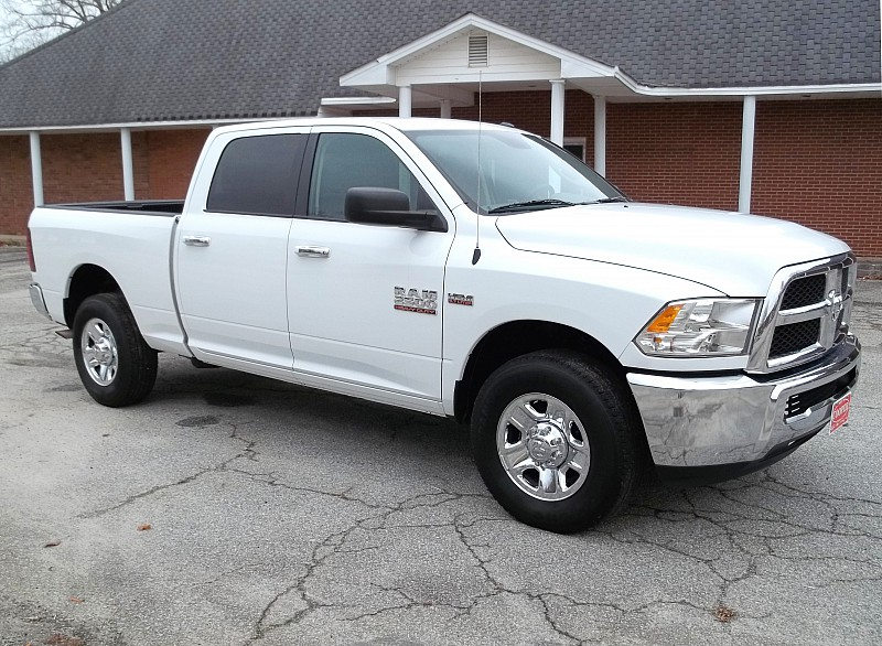 2014 Ram 2500 Crew Cab, Pickup #187880 - photo 22