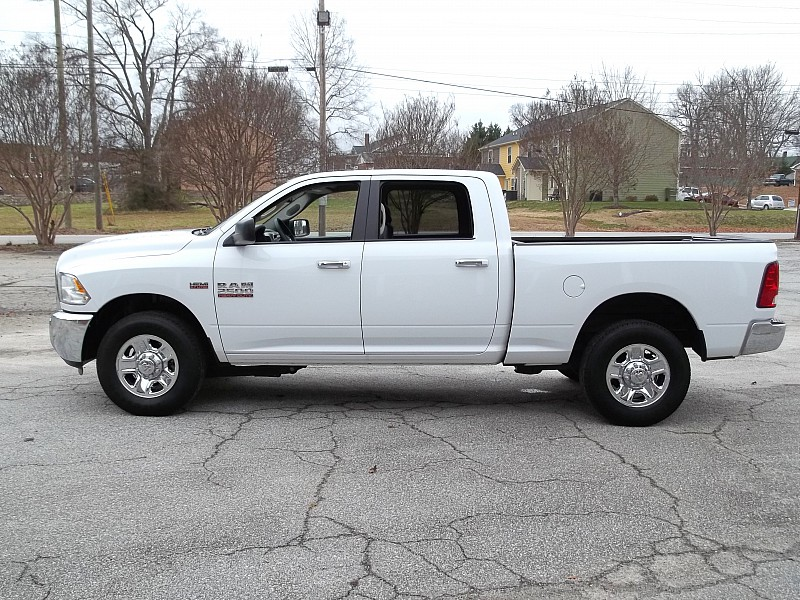 2014 Ram 2500 Crew Cab, Pickup #187880 - photo 23