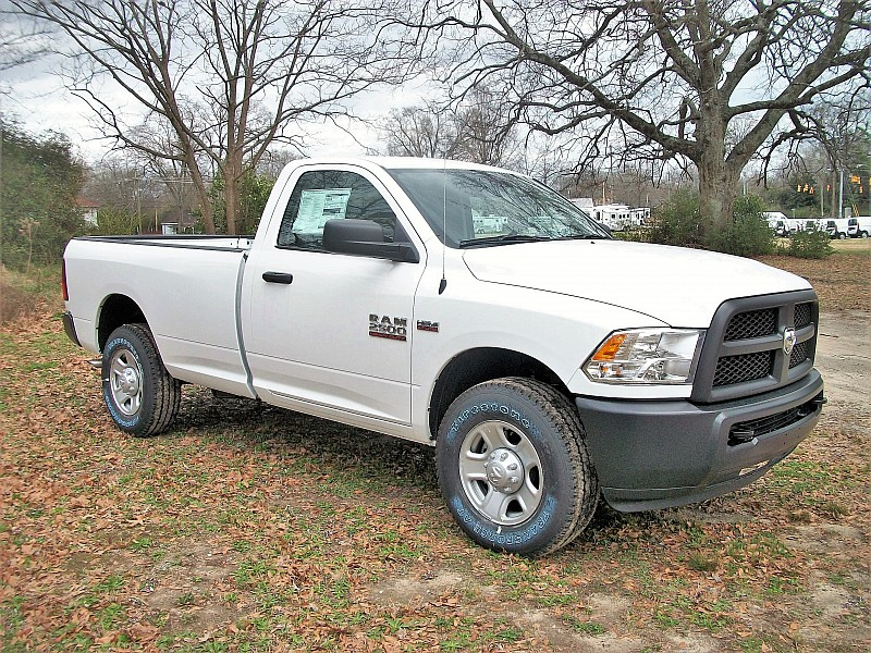 2018 Ram 2500 Regular Cab, Cab Chassis #189090 - photo 11