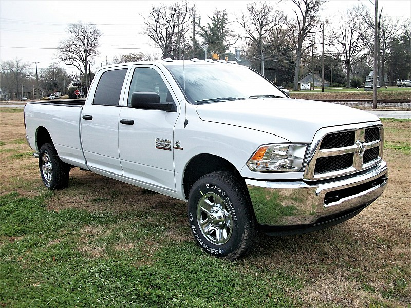 2018 Ram 2500 Crew Cab 4x4, Pickup #190596 - photo 18