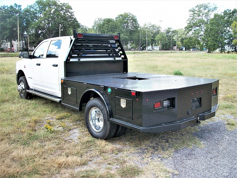 2020 Ram 3500 Crew Cab DRW 4x4, Commercial Truck & Van Equipment Platform Body #199894 - photo 1