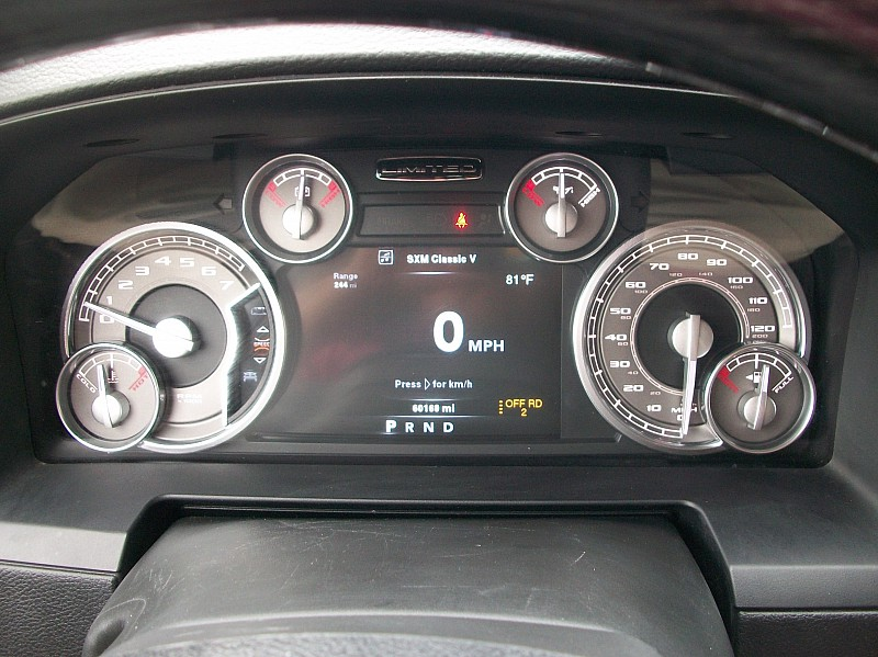 2014 Ram 1500 Crew Cab 4x2,  Pickup #211660 - photo 37