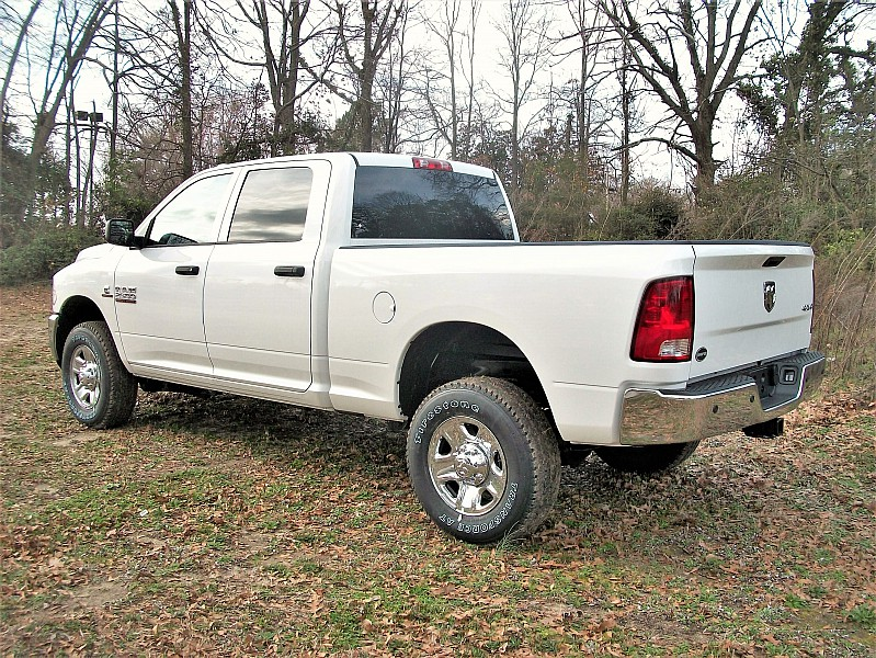 2018 Ram 2500 Crew Cab 4x4, Pickup #217046 - photo 2