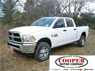 2018 Ram 2500 Crew Cab 4x4, Pickup #217046 - photo 1