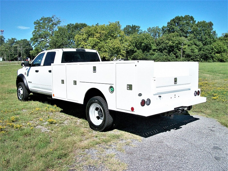 2020 Ram 5500 Crew Cab DRW 4x4, Warner Service Body #218793 - photo 1