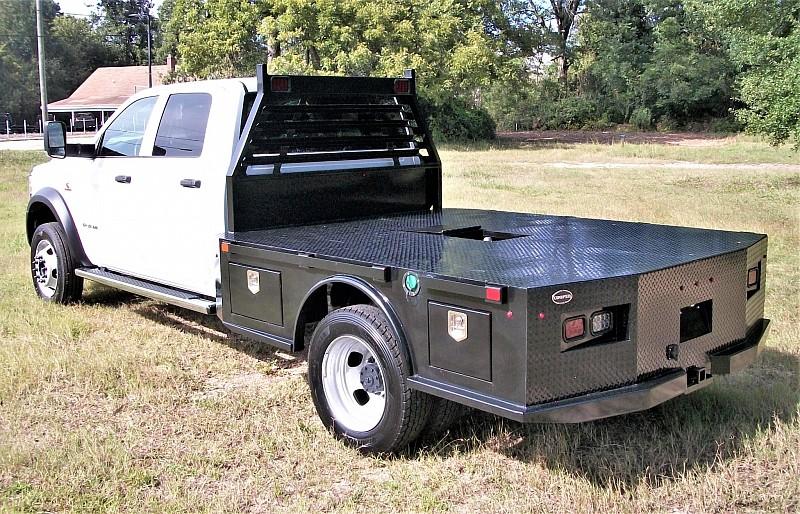 2020 Ram 4500 Crew Cab DRW 4x4, Commercial Truck & Van Equipment Platform Body #219066 - photo 1