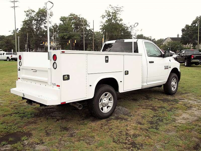 2016 Ram 3500 Regular Cab 4x4, Knapheide Service Body #220862 - photo 12
