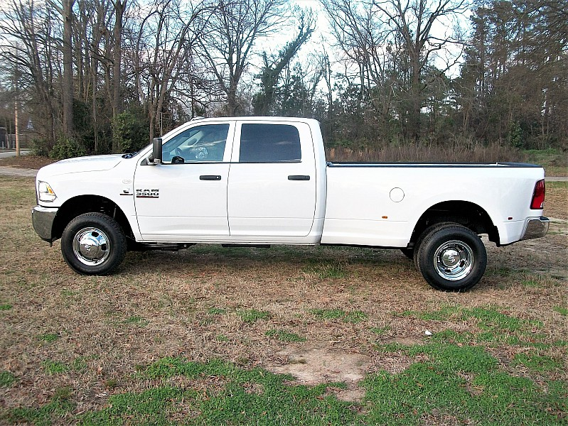 2018 Ram 3500 Crew Cab DRW 4x4, Pickup #220885 - photo 20