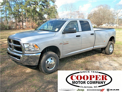 2018 Ram 3500 Crew Cab DRW 4x4,  Pickup #221834 - photo 1