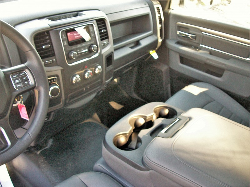 2018 Ram 1500 Regular Cab, Pickup #234560 - photo 21