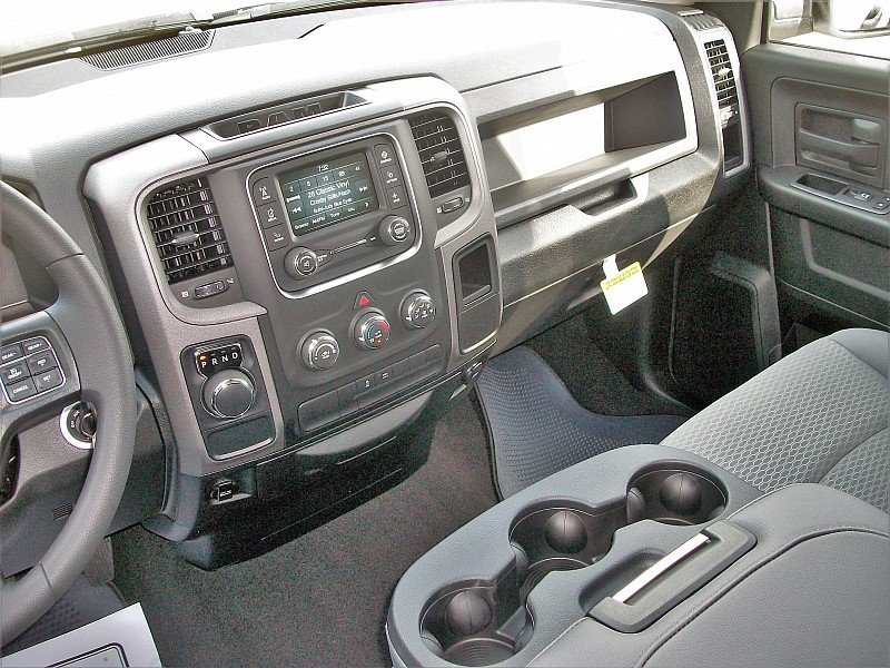 2018 Ram 1500 Quad Cab, Pickup #234695 - photo 27