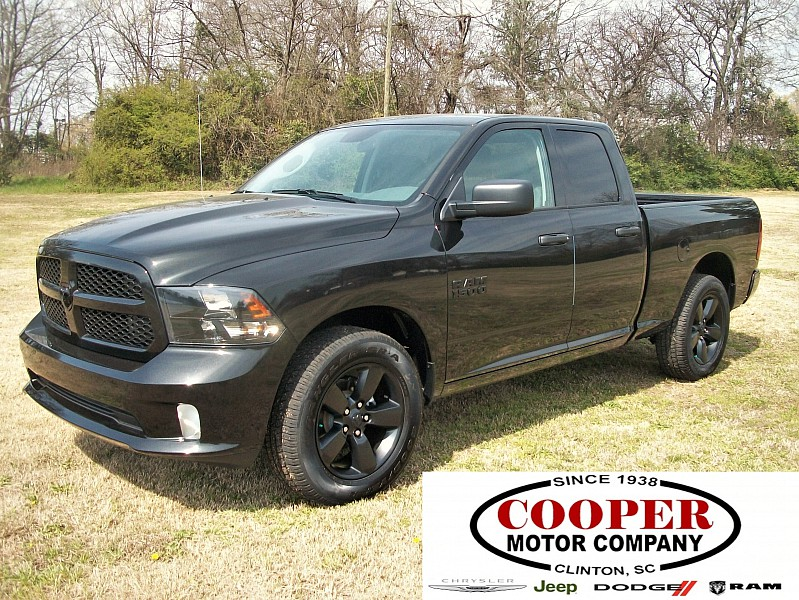 2018 Ram 1500 Quad Cab, Pickup #240039 - photo 2