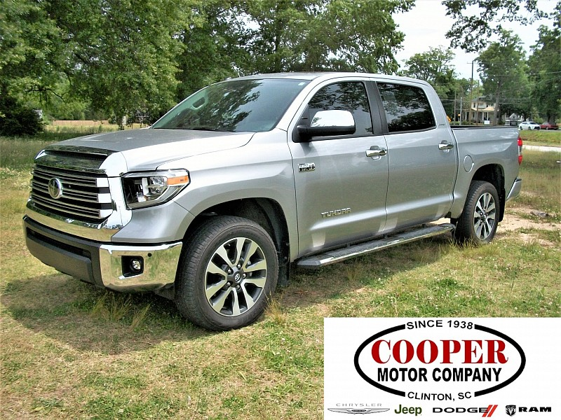 2018 Toyota Tundra Crew Cab 4x2, Pickup #242340 - photo 1