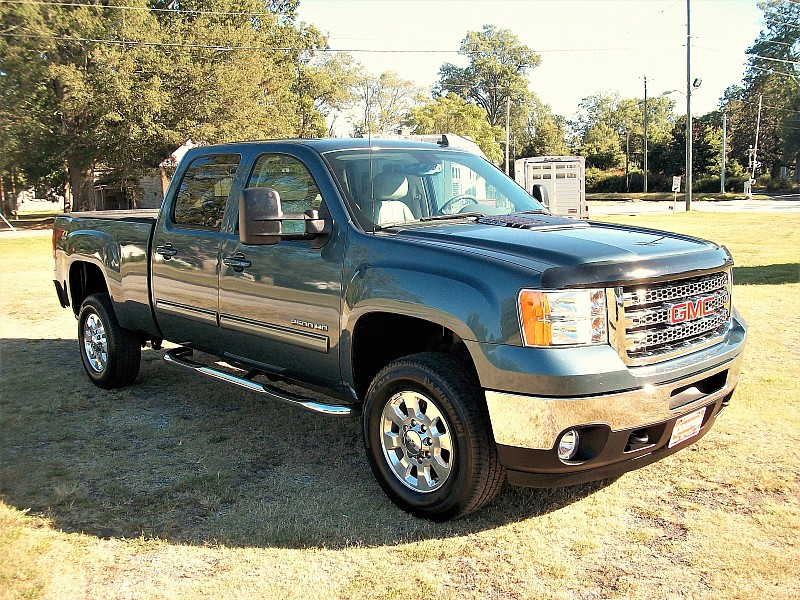 2013 Sierra 2500 Crew Cab 4x4, Pickup #243697 - photo 3