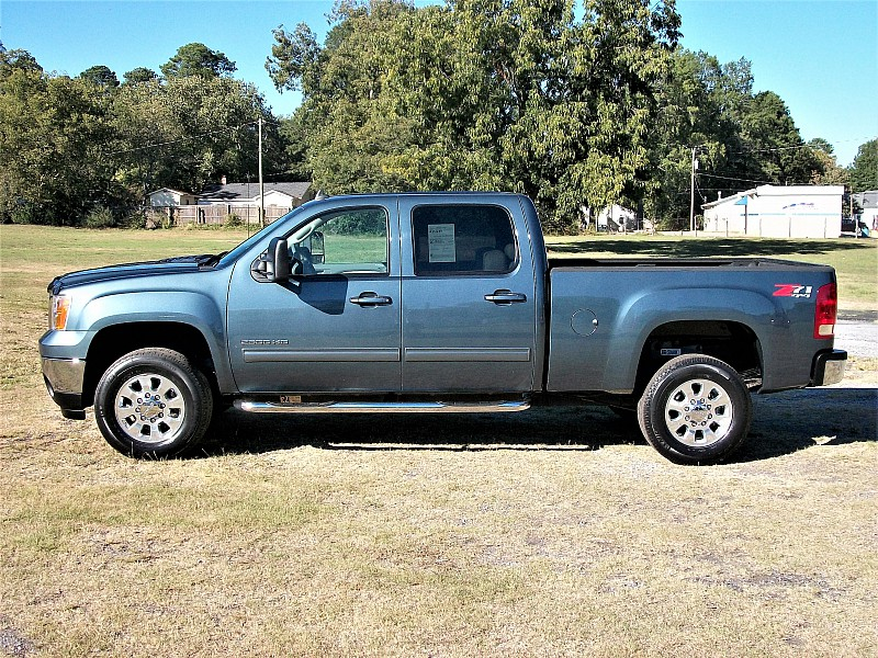 2013 Sierra 2500 Crew Cab 4x4, Pickup #243697 - photo 7