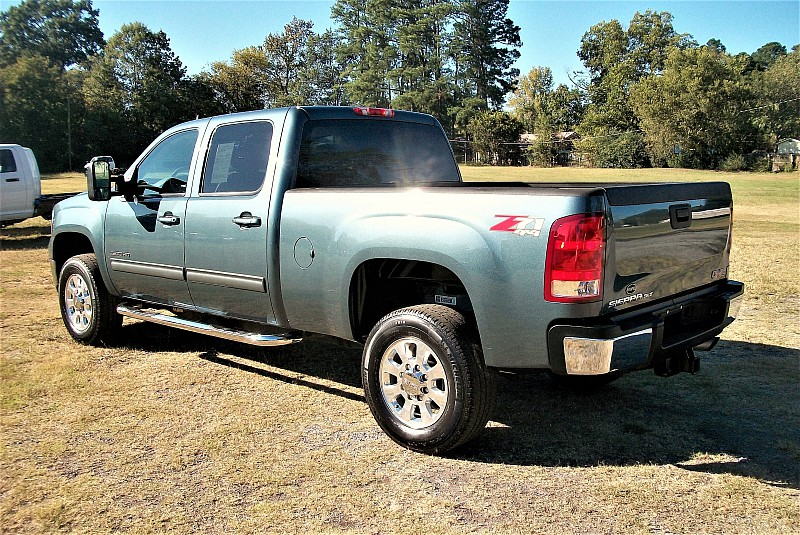 2013 Sierra 2500 Crew Cab 4x4, Pickup #243697 - photo 4