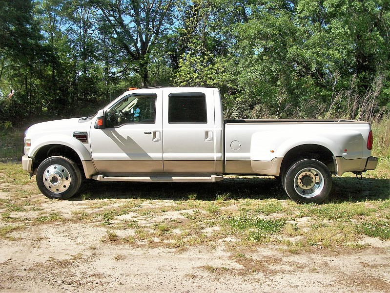 2008 F-450 Crew Cab DRW 4x4,  Pickup #24663 - photo 5