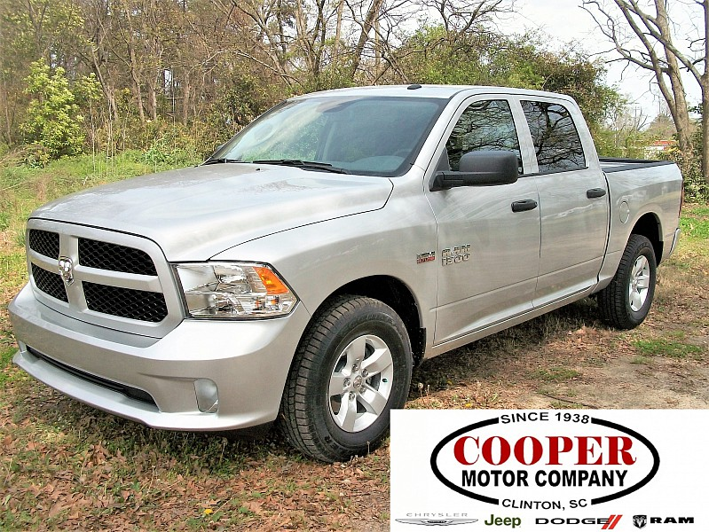 2018 Ram 1500 Crew Cab 4x2,  Pickup #250575 - photo 1