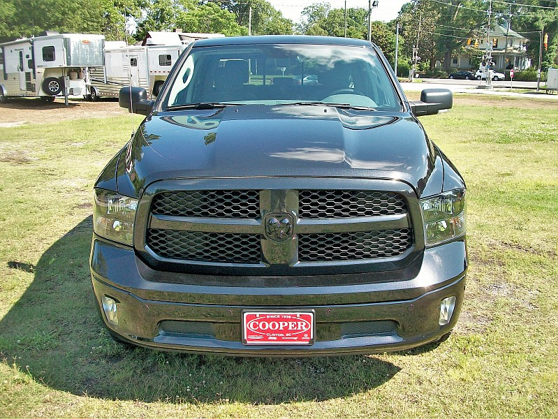 2018 Ram 1500 Crew Cab 4x4,  Pickup #260754 - photo 35