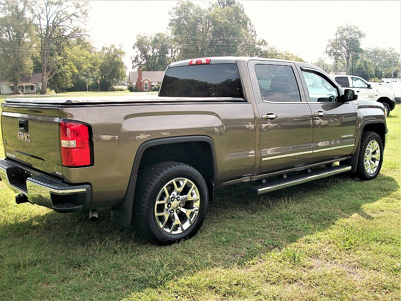 2014 Sierra 1500 Crew Cab 4x4, Pickup #279964 - photo 6