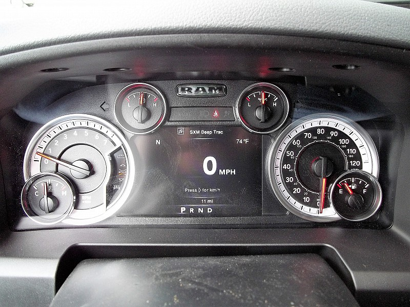 2016 Ram 1500 Crew Cab, Pickup #289528 - photo 27