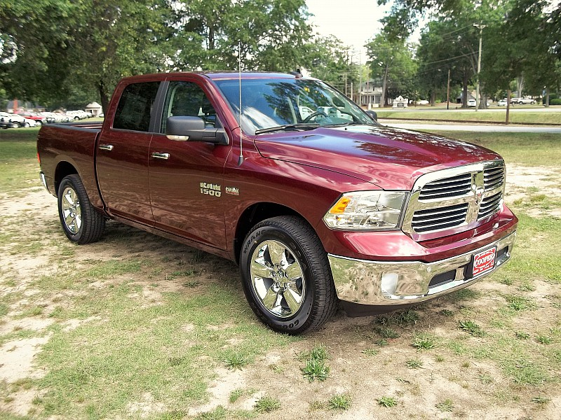 2016 Ram 1500 Crew Cab, Pickup #289529 - photo 21