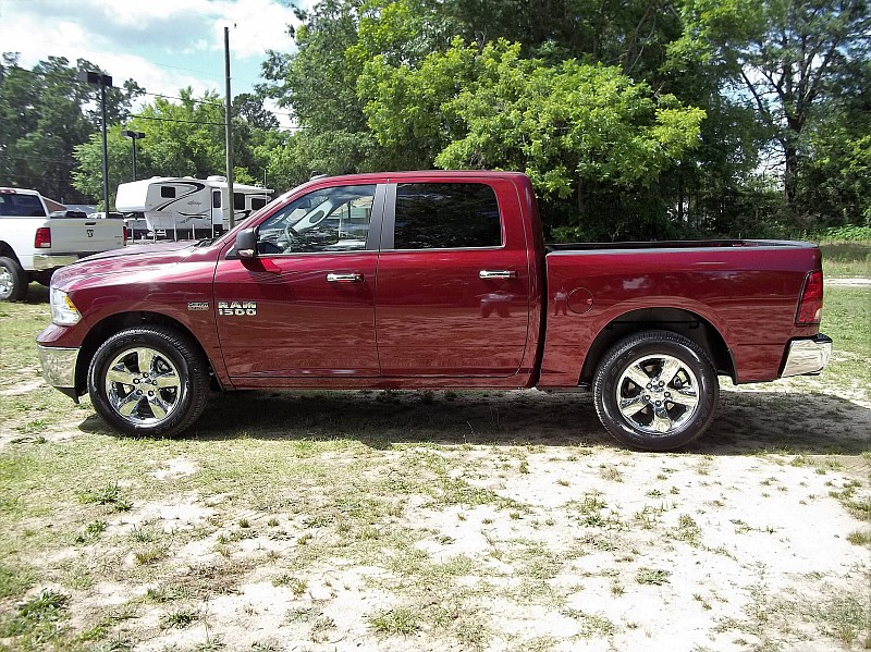 2016 Ram 1500 Crew Cab, Pickup #289529 - photo 22