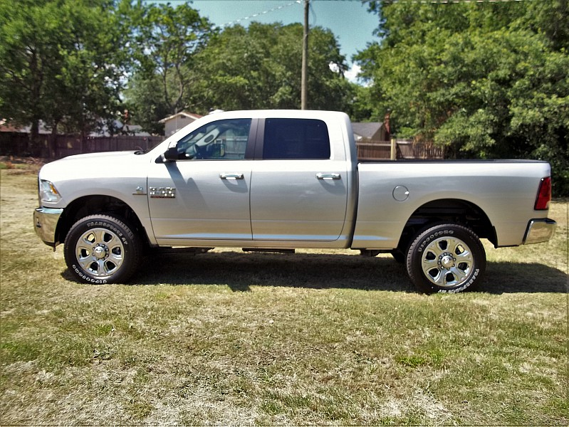 2016 Ram 2500 Crew Cab 4x4, Pickup #315093 - photo 20