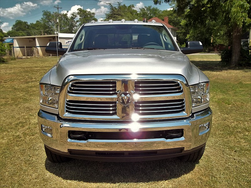 2016 Ram 2500 Crew Cab 4x4, Pickup #315093 - photo 39