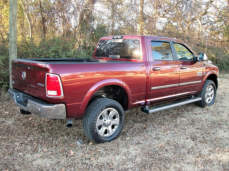 2016 Ram 2500 Crew Cab 4x4, Pickup #324276 - photo 4