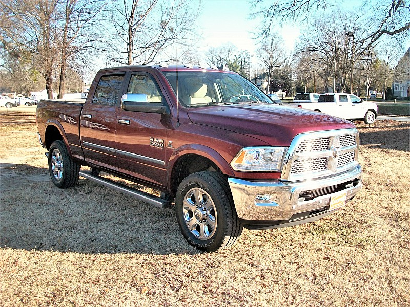 2016 Ram 2500 Crew Cab 4x4, Pickup #324276 - photo 3