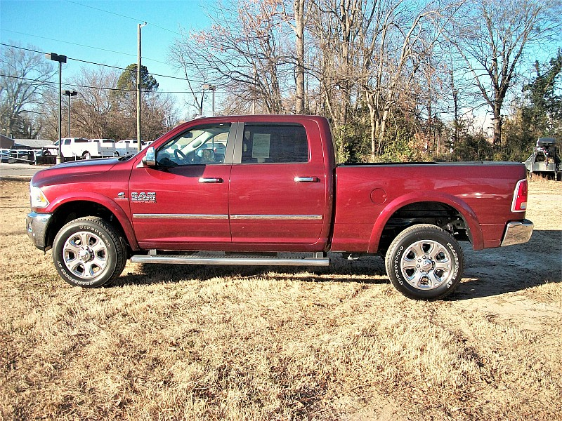 2016 Ram 2500 Crew Cab 4x4, Pickup #324276 - photo 7