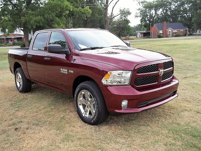 2016 Ram 1500 Crew Cab 4x4, Pickup #327023 - photo 17