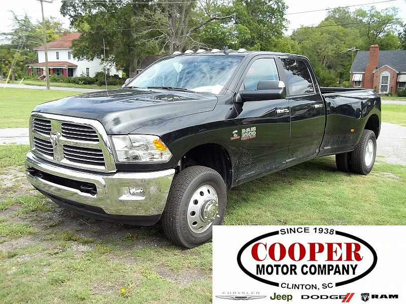 2016 Ram 3500 Crew Cab DRW 4x4, Pickup #346104 - photo 1