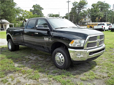 2016 Ram 3500 Crew Cab DRW 4x4, Pickup #346104 - photo 19