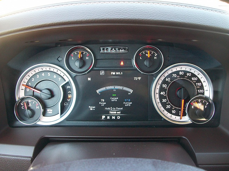2014 Ram 1500 Crew Cab, Pickup #356401 - photo 32