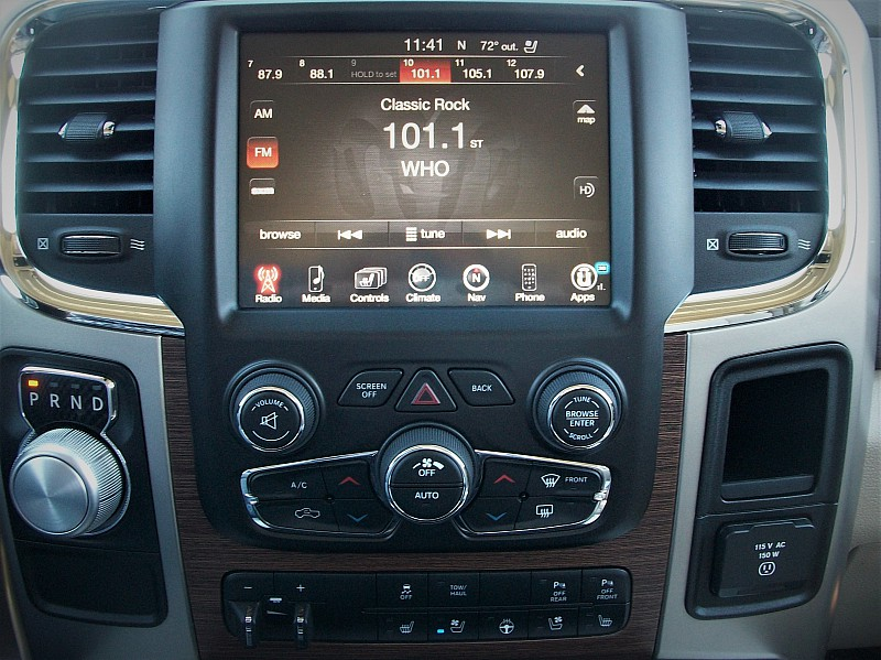 2014 Ram 1500 Crew Cab, Pickup #356401 - photo 36