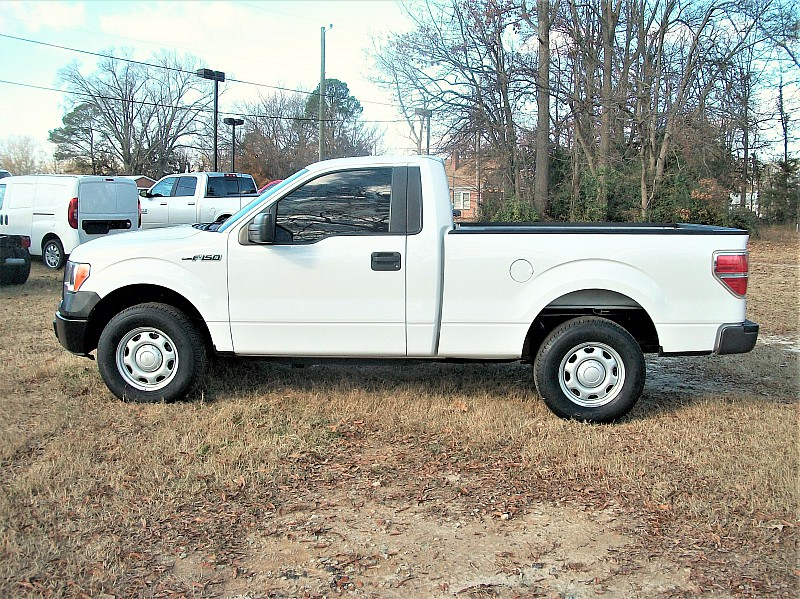 2011 F-150 Regular Cab 4x2,  Pickup #40118 - photo 14